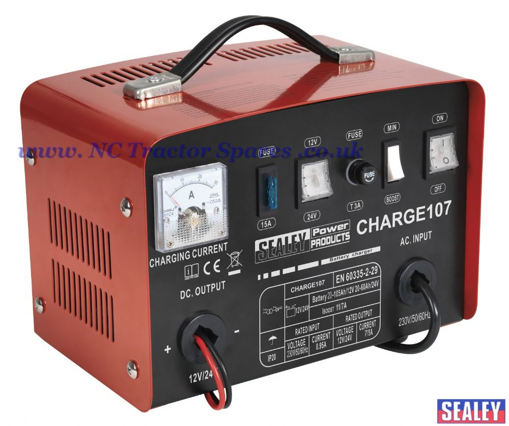 Battery Charger 11Amp 12/24V 230V
